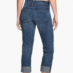 Citizens of Humanity Dani Crop Cuff Jeans